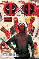 Deadpool Kills Deadpool Vol 1 1