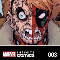 Deadpool: Too Soon? Infinite Comic Vol 1 3