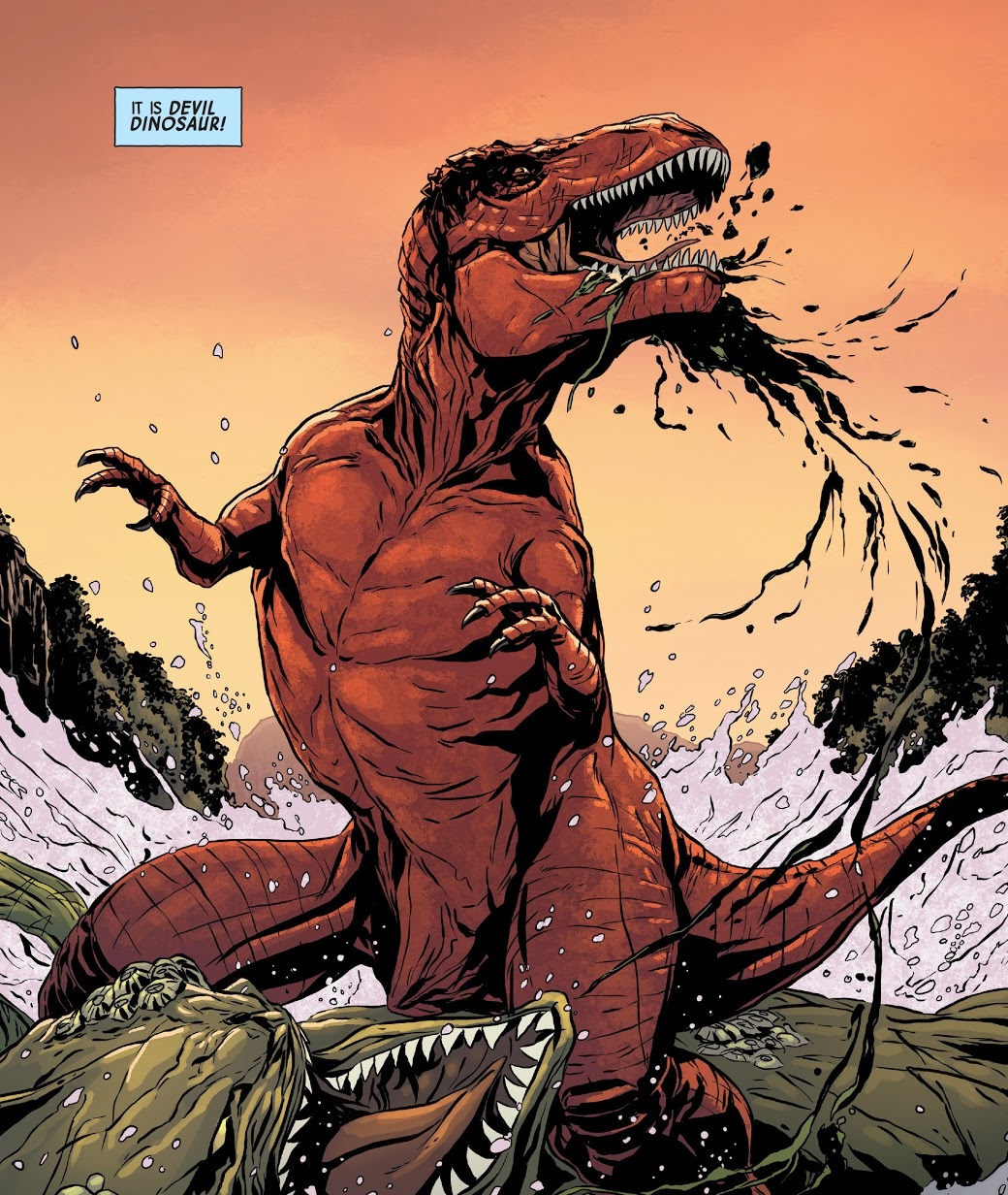 Devil Dinosaur (Earth-15513)