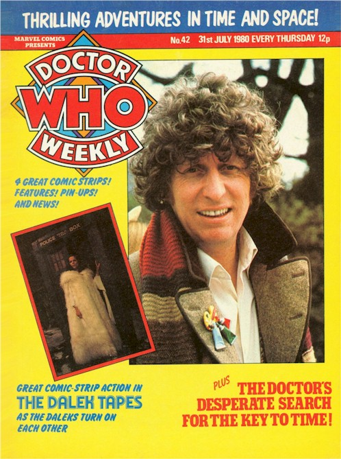 Doctor Who Weekly Vol 1 42