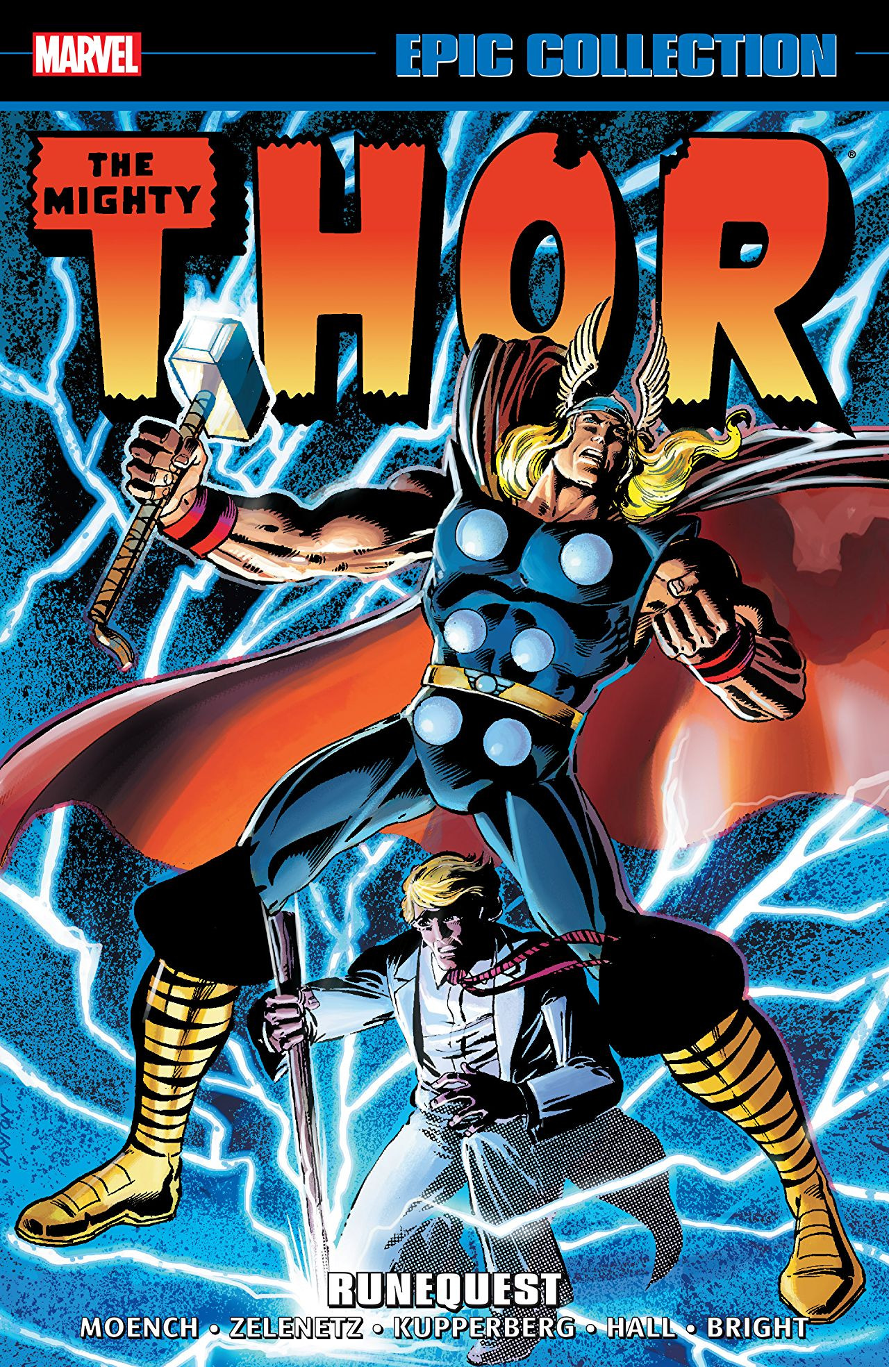 Epic Collection: Thor Vol 1 12