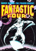 Fantastic Four (UK) Vol 1 25