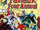 Fantastic Four Annual Vol 1 18