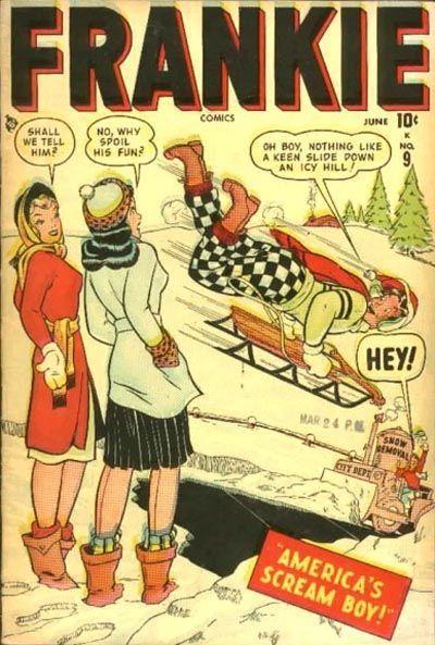 Frankie Comics Vol 1 9