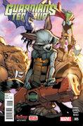 Guardians Team-Up Vol 1 5