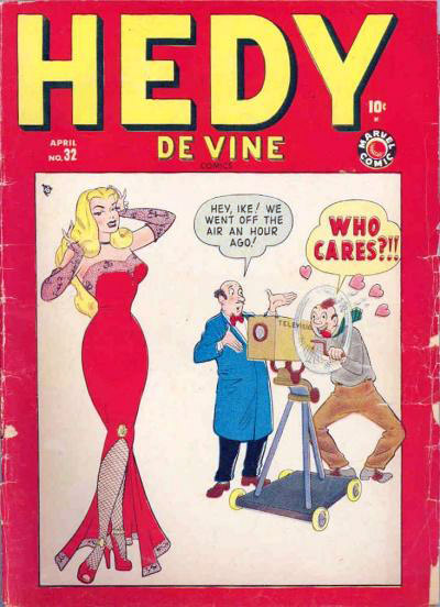 Hedy De Vine Comics Vol 1 32