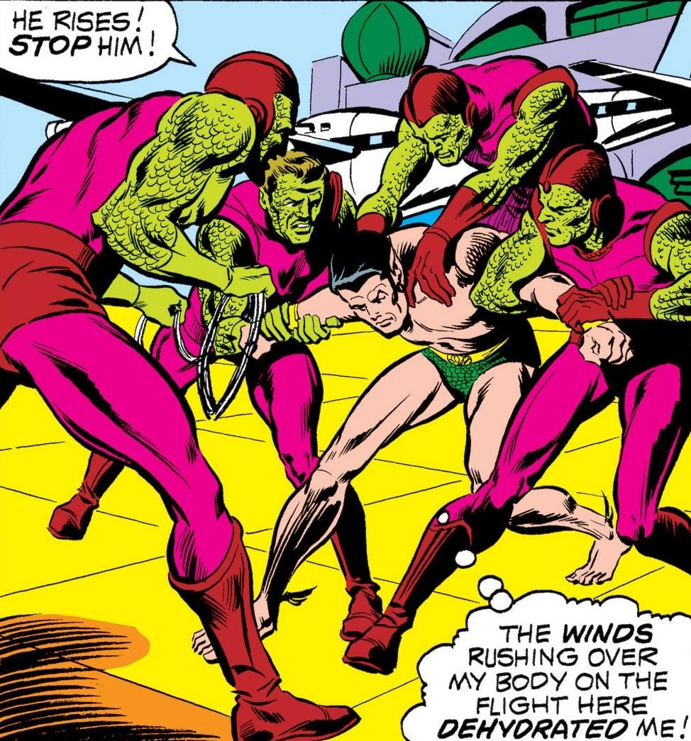 Hydro-Men (Earth-616)/Gallery