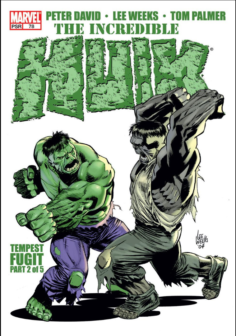 Incredible Hulk Vol 2 78