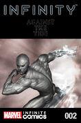 Infinity Against the Tide Infinite Comic Vol 1 1