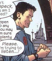 Mitchell Abrams (Earth-616)