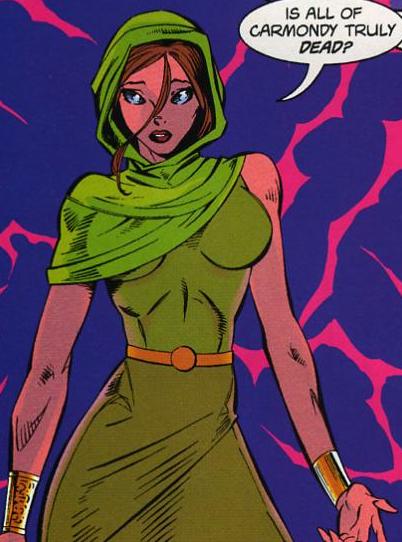 Jara (Carmondian) (Earth-616)