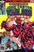 John Carter Warlord of Mars Vol 1 28