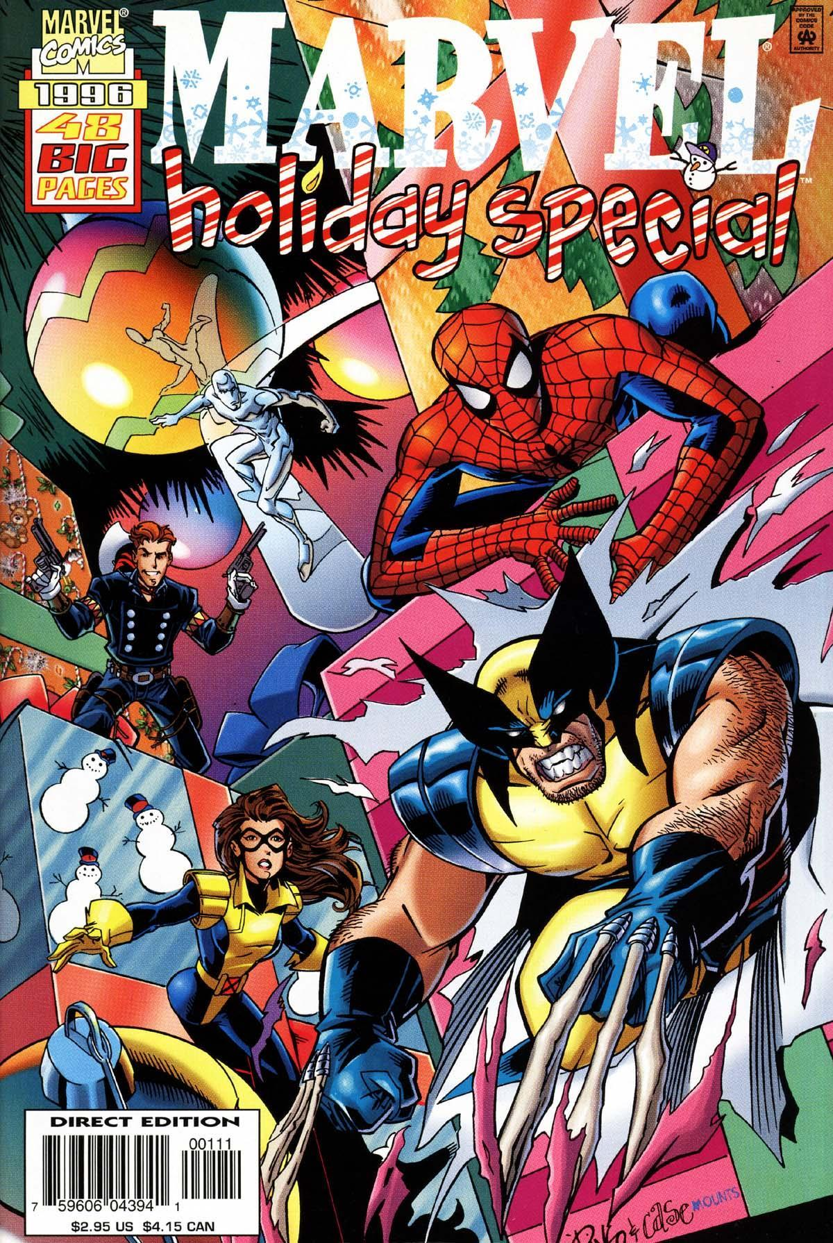 Marvel Holiday Special Vol 1 1996