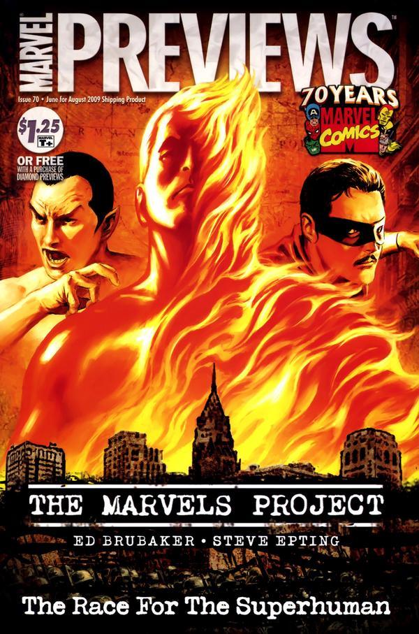 Marvel Previews Vol 1 70