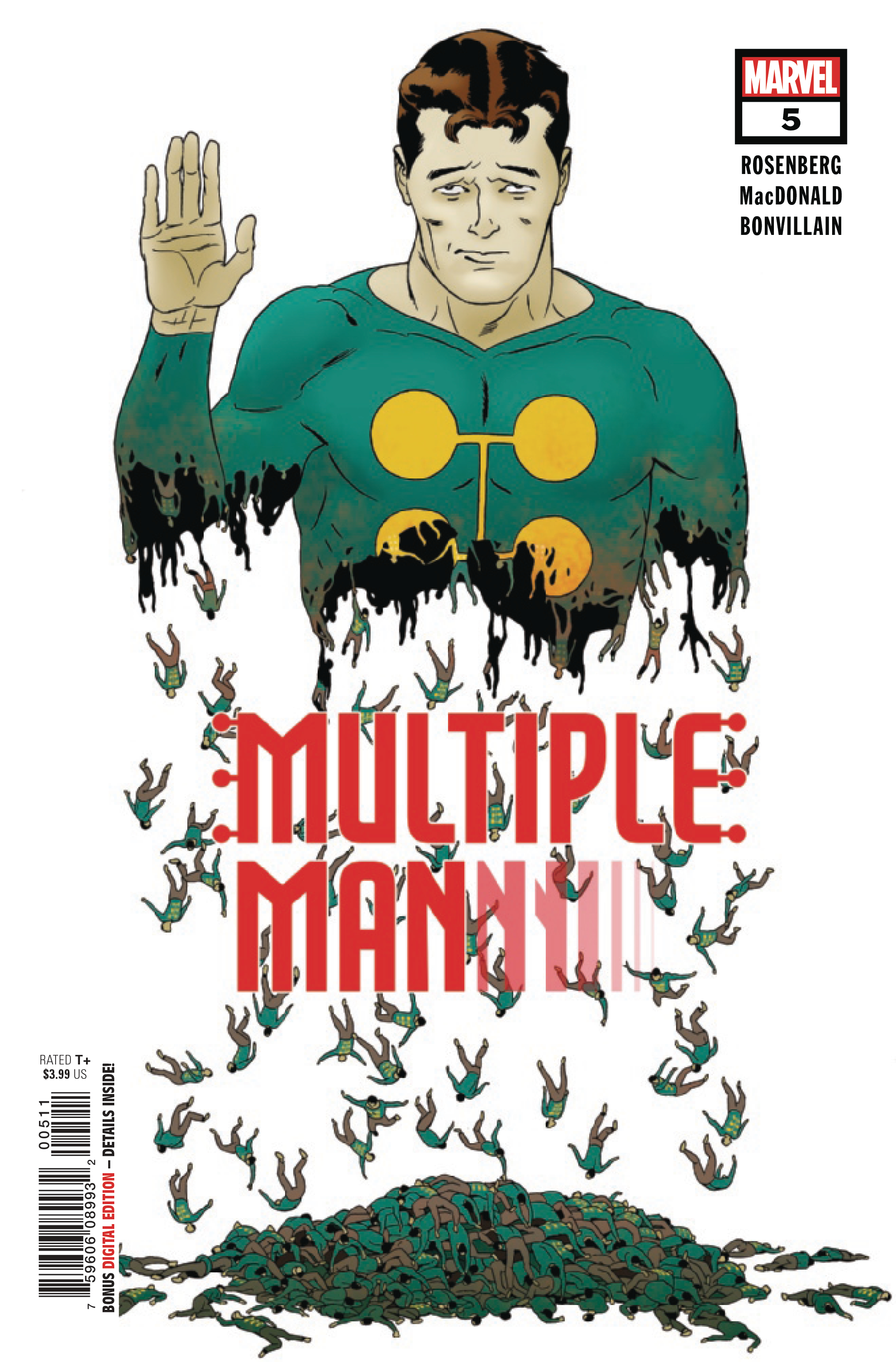 Multiple Man Vol 1 5