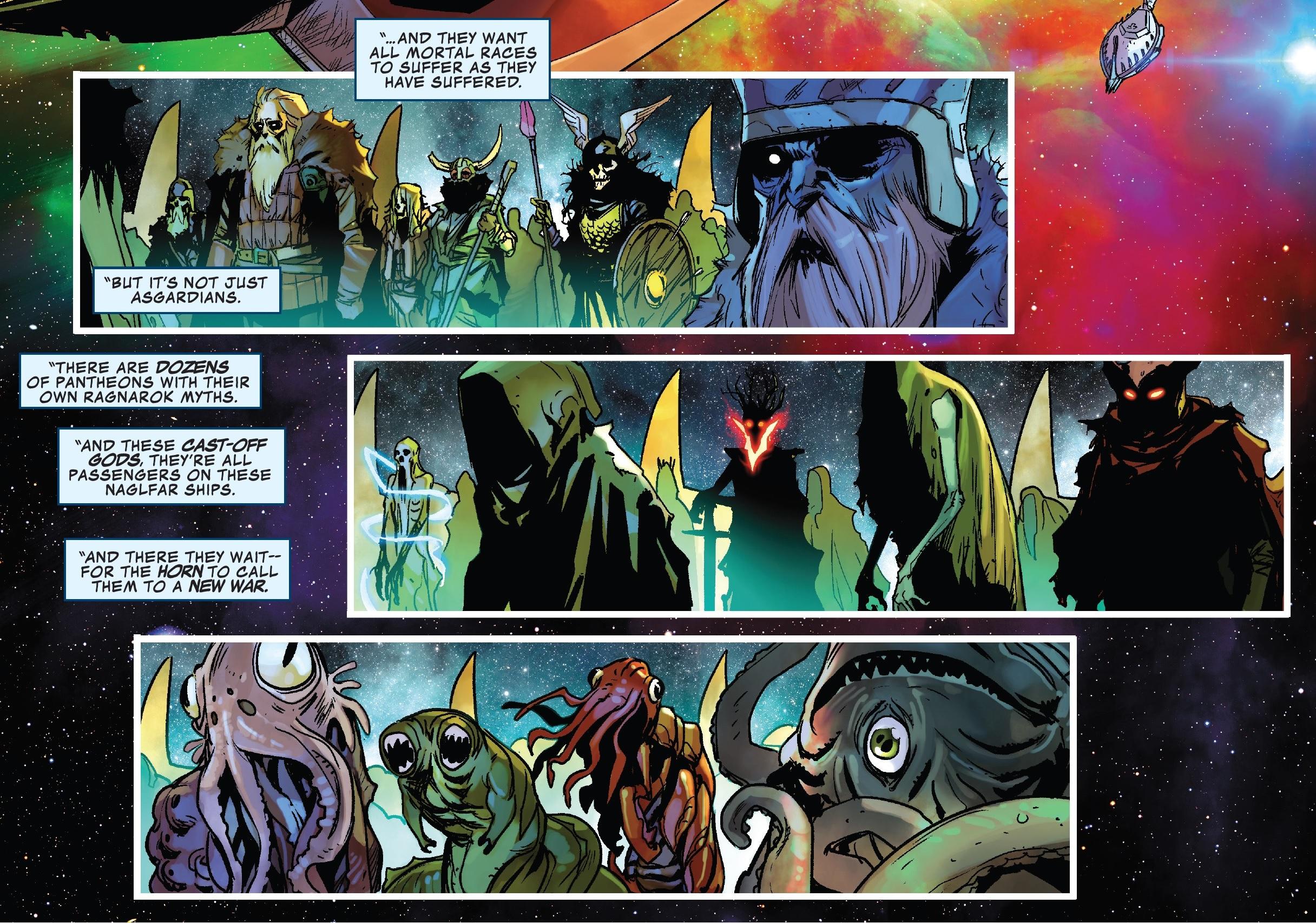 Naglfar Armada (Earth-616)/Gallery