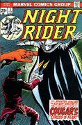 Night Rider Vol 1 3