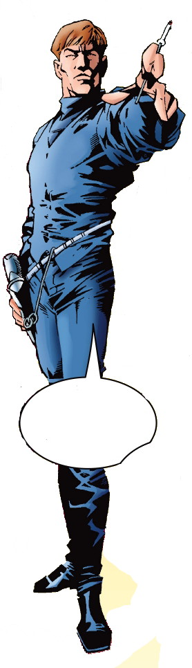 Quentin Templeton (Earth-616)