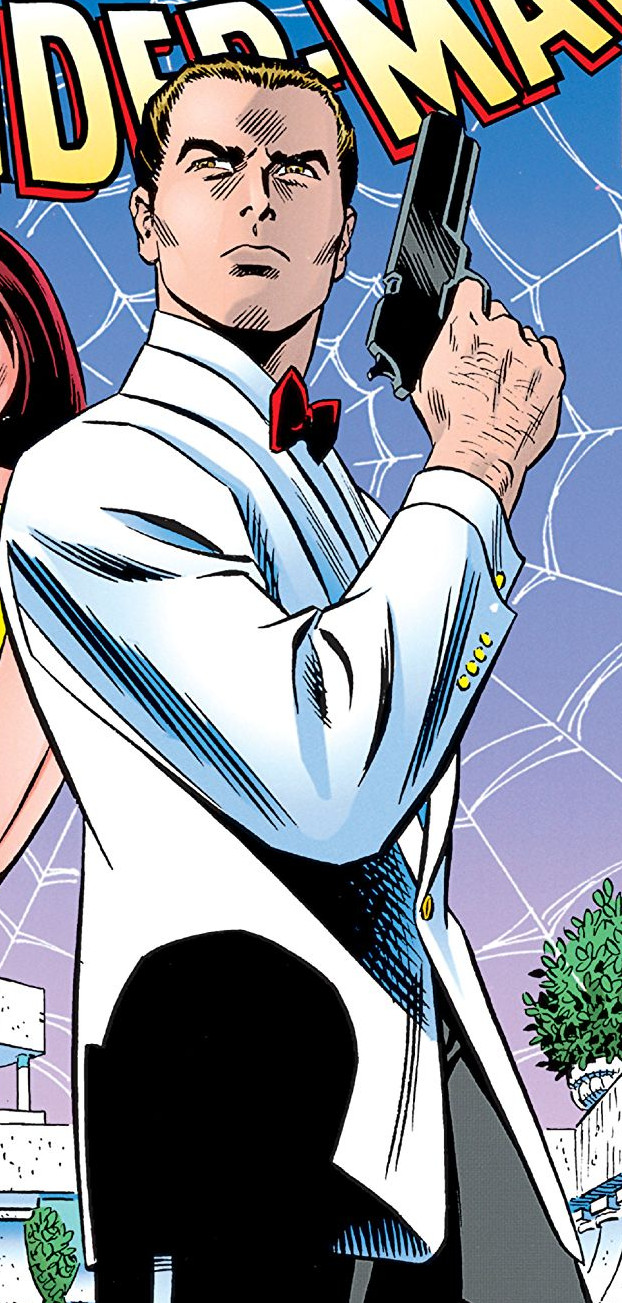 Richard Parker (Earth-616)