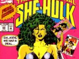 Sensational She-Hulk Vol 1 60