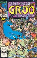 Sergio Aragonés Groo the Wanderer Vol 1 44