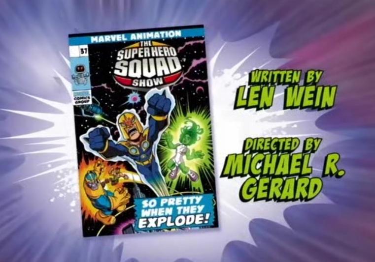 Super Hero Squad Show Season 2 11