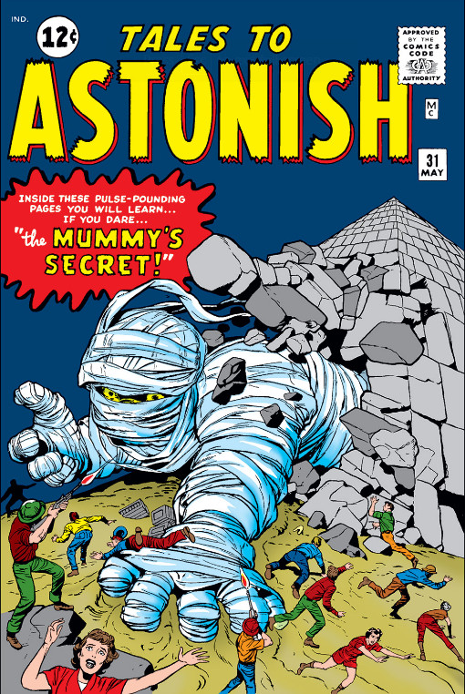 Tales to Astonish Vol 1 31