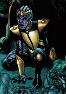 Thanos (Earth-616) from Thanos Rising Vol 1 1 003