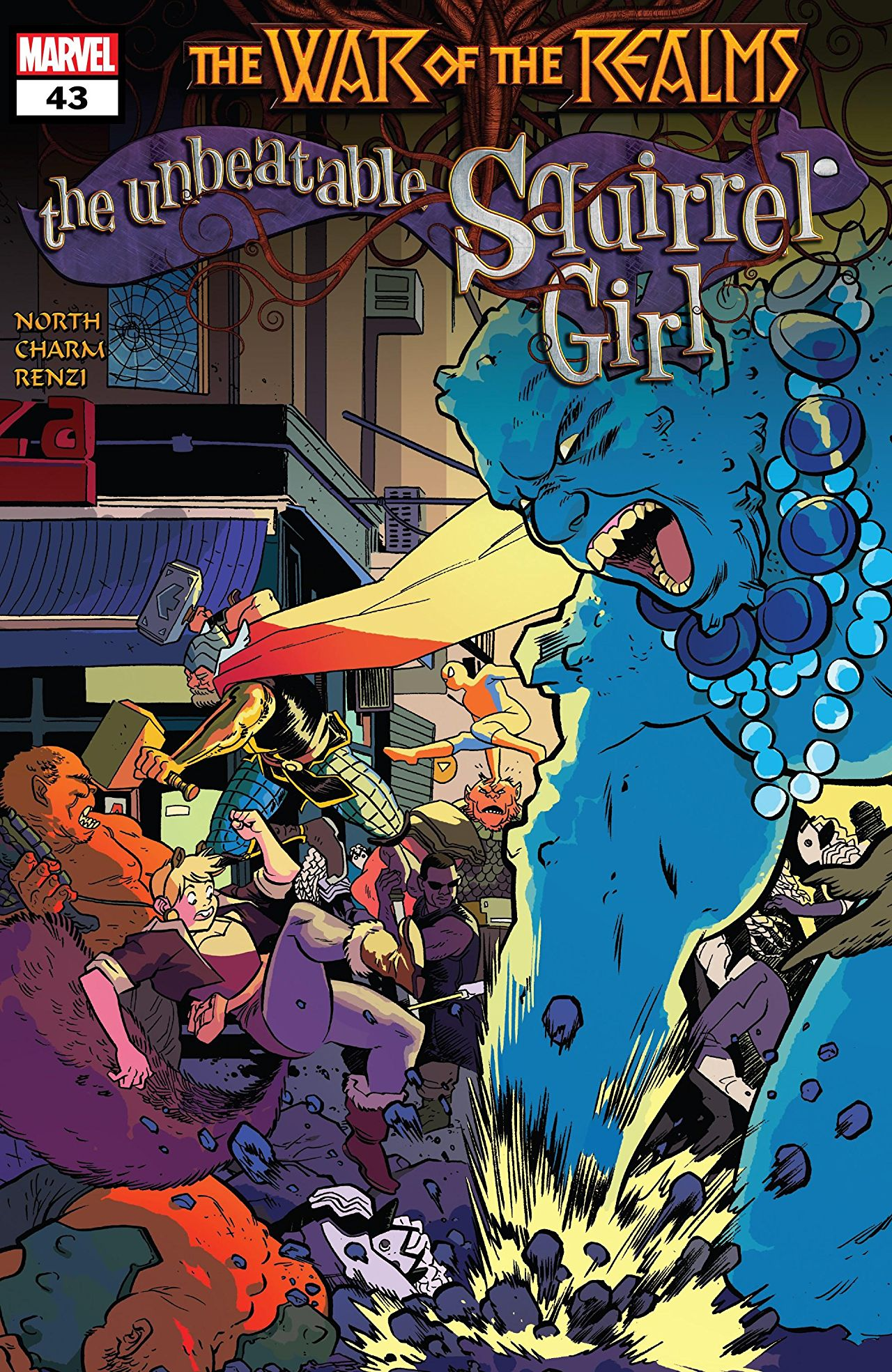 Unbeatable Squirrel Girl Vol 2 43