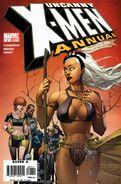 Uncanny X-Men Annual Vol 2 1