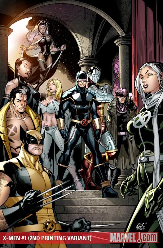 X-Men Vol 3 1 Textless 2nd Printing Variant.jpg