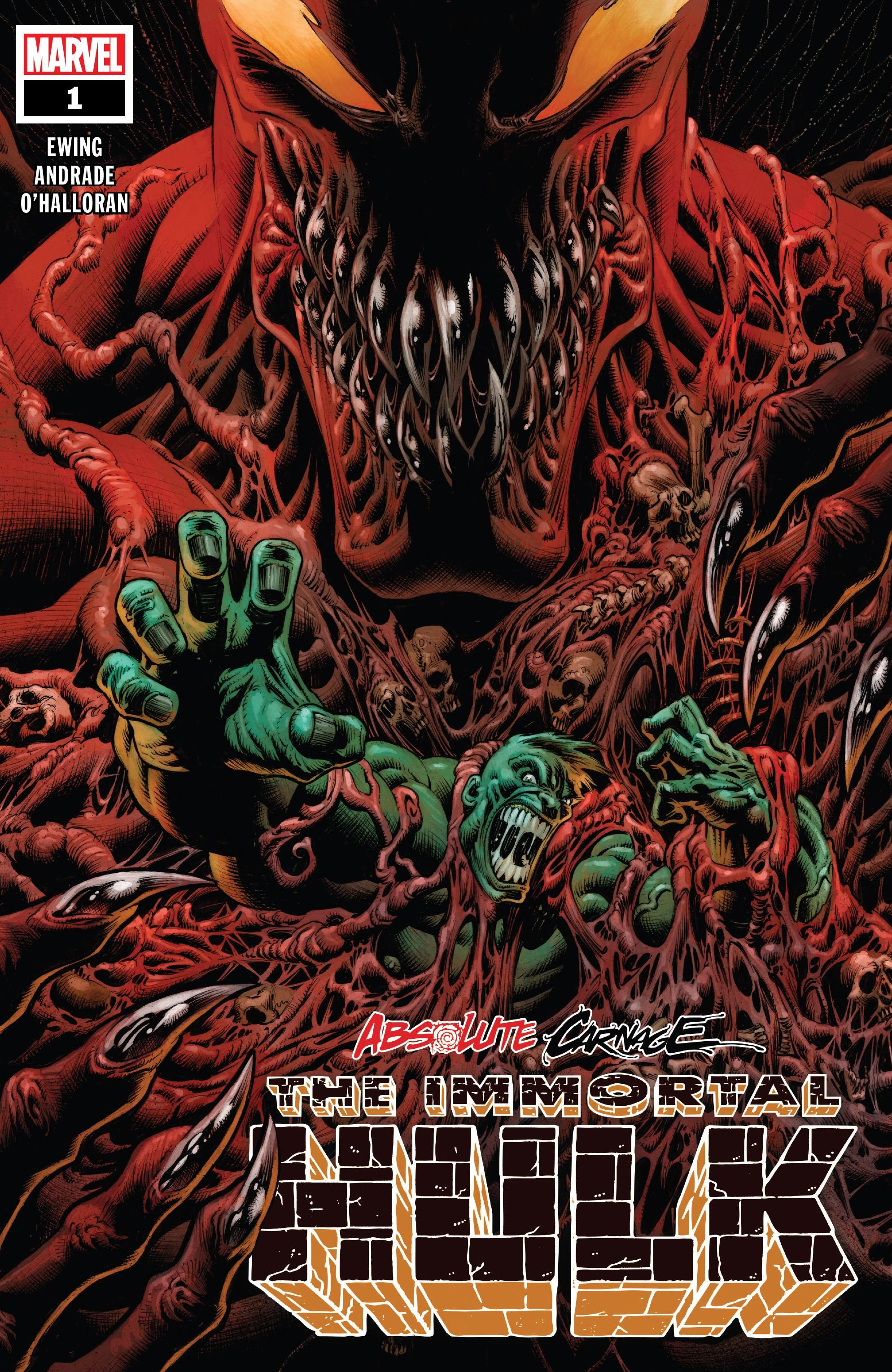 Absolute Carnage: Immortal Hulk Vol 1 1