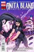 Anita Blake Circus of the Damned - The Scoundrel Vol 1 4