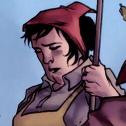 Anya (Magda's Mother) (Earth-616)