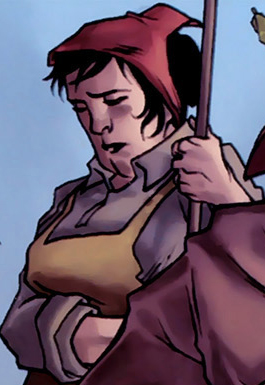Anya (Magda's Mother) (Earth-616)