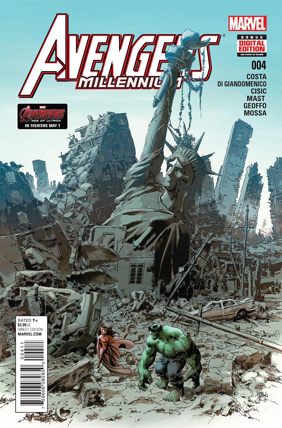 Avengers: Millennium Vol 1 4