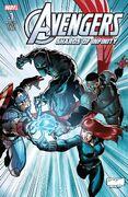 Avengers Shards of Infinity Vol 1 1