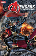 Avengers by Jonathan Hickman The Complete Collection Vol 1 1