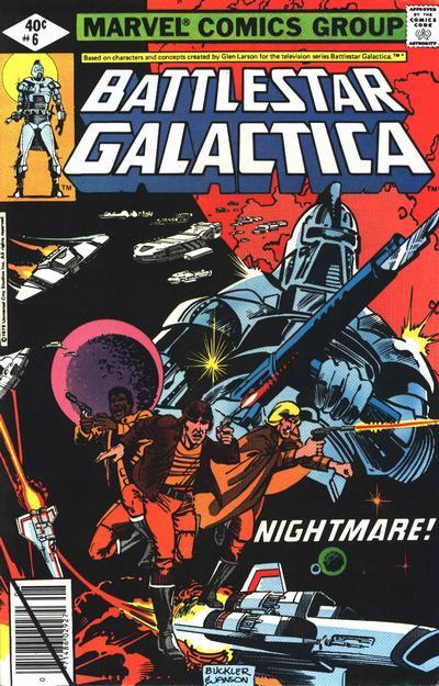 Battlestar Galactica Vol 1 6