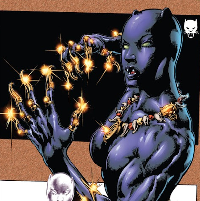 Black Panther (Earth-10107)