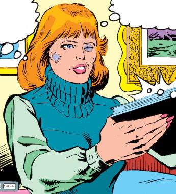 Blaire White (Earth-616)
