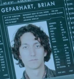 Brian Geparhart (Earth-199999)