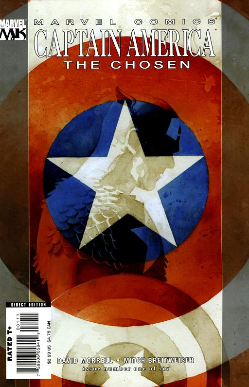 Captain America: The Chosen Vol 1 1