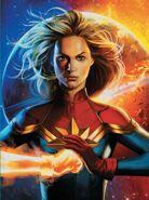 Captain Marvel Vol 10 22 Textless
