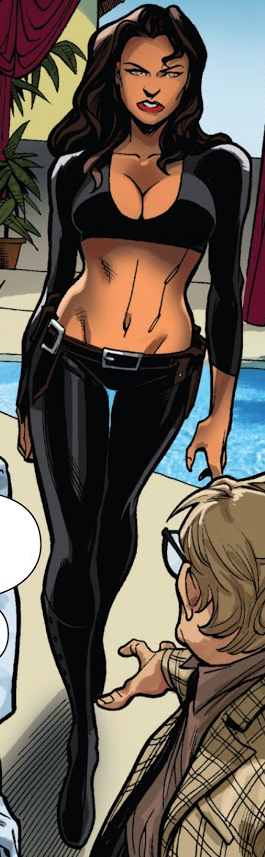 Carmen Averez (Earth-616)