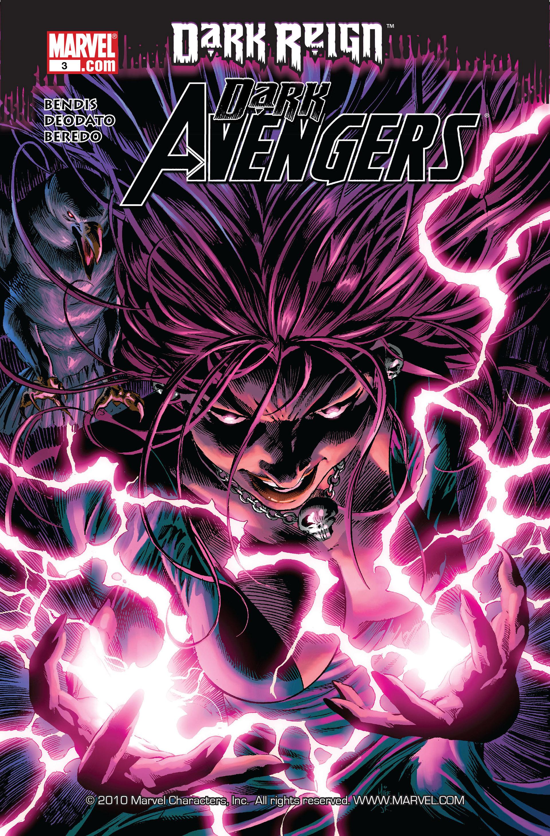 Dark Avengers Vol 1 3