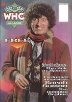 Doctor Who Magazine Vol 1 218