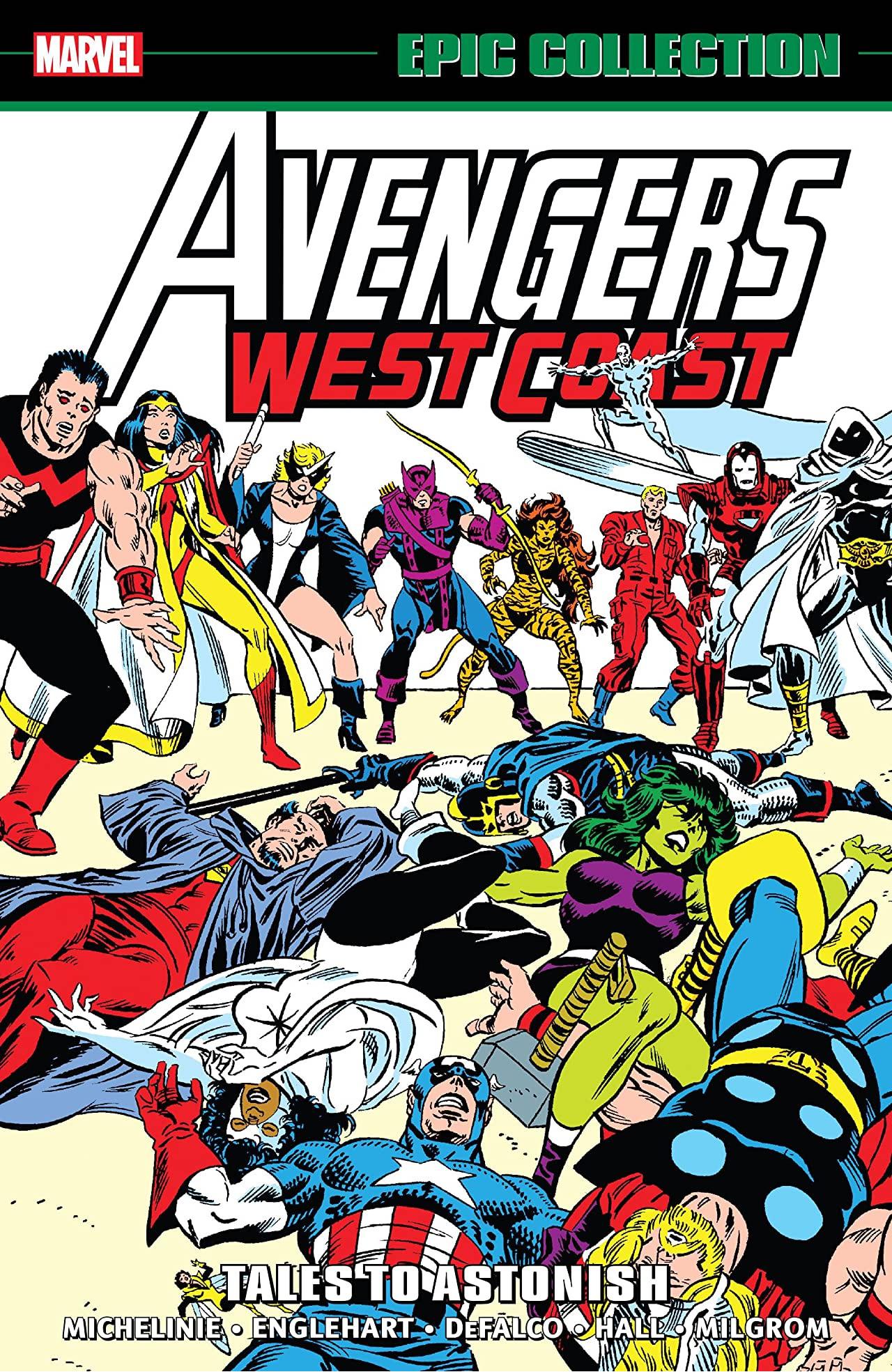Epic Collection: Avengers West Coast Vol 1 3