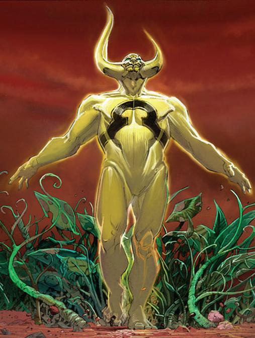 Ex Nihilo (Earth-616)