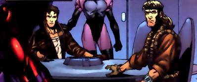 Genoshan Cabinet (Earth-616) from Magneto Rex Vol 1 1 001.png